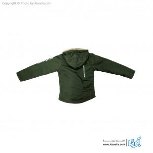 کاپشن بچگانه مدل NGN13G یشمی