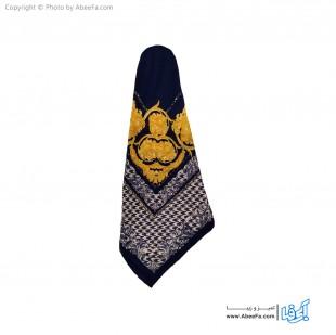 روسری زنانه مدل LE22S سرمه ای