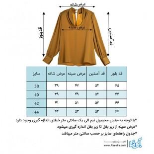شومیز زنانه مدل RA27P صورتی