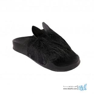 دمپایی زنانه طرح rabbit کد B01