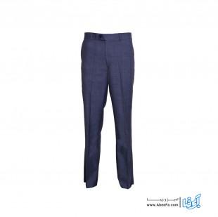 کت و شلوار مردانه مدل NJ-MB82590-4KH-AB رنگ آبی