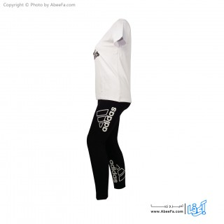 ست تی شرت شلوار زنانه آسو مدل S385