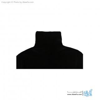 بلوز یقه اسکی مخمل کبریتی مدل OR21B مشکی