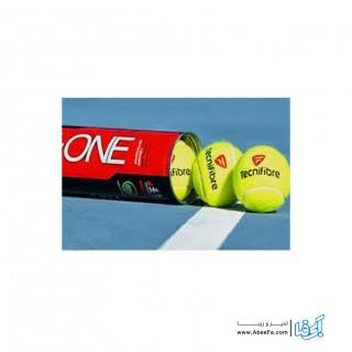 توپ تنیس مدل تکنیفایبر بسته 4 عددی