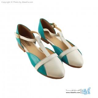 کفش زنانه مدل 1056 آبی