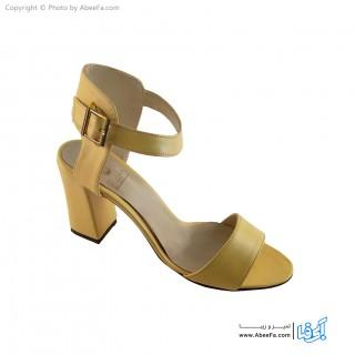 کفش زنانه مدل 2580 لیمویی