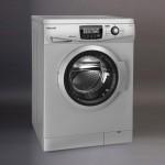 ماشین لباسشویی 7 کیلو آبسال نقره ای