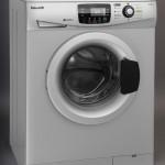 ماشین لباسشویی آبسال نقره ای REN7012 ظرفیت 7 کیلویی