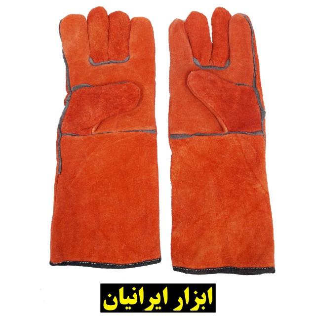 دستکش جوشکاری