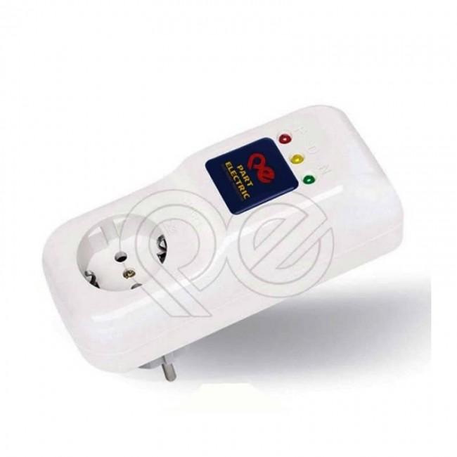 محافظ برق کولر گازی پارت الکتریک مدل PE689 کد: EMZ-003