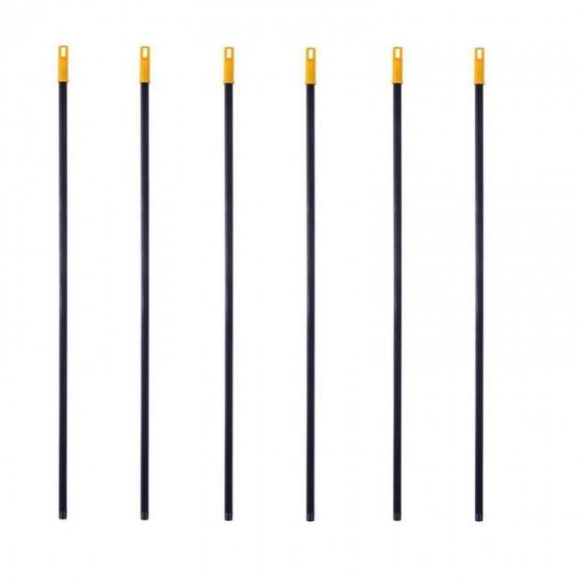 دسته ۱۲۰ سانت سبک بهروب ۶ عددی D-601 کد: OHDF-001