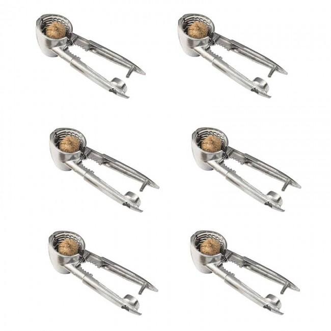 گردو شکن و هسته گیر فلزی SIT معمولی ۶ عددی OHHG-001