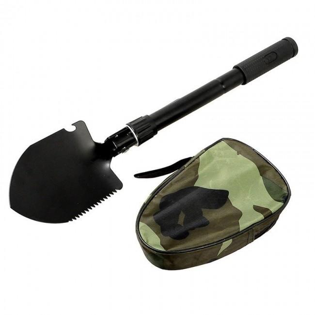 بیلچه ارتشی تاشو چند کاره کد: HBA-001