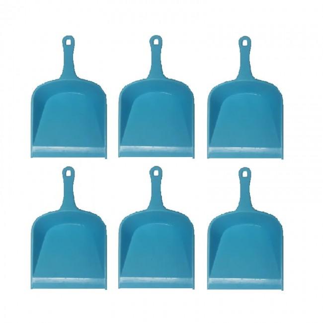 خاک انداز پلاستیکی معمولی ۶ عددی کد OHKA-001
