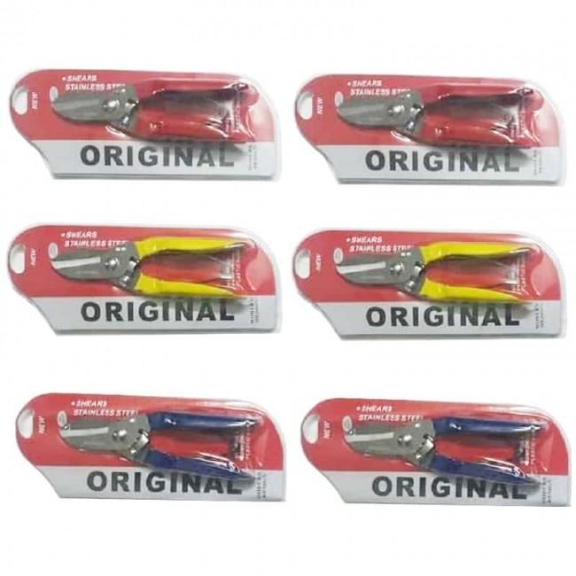 قیچی قند اریجینال ۶ عددی OHGC-008