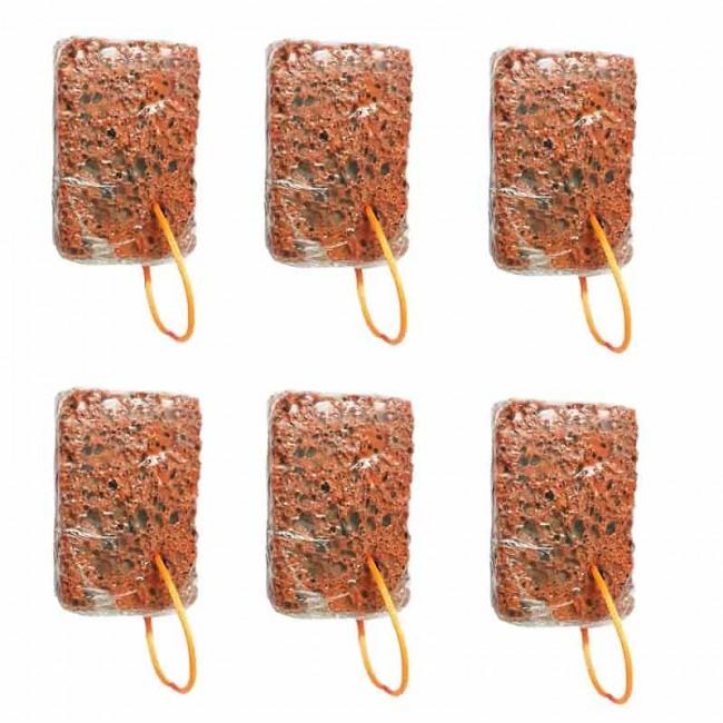 سنگ پا رنگی ۶ عددی OHSP-001