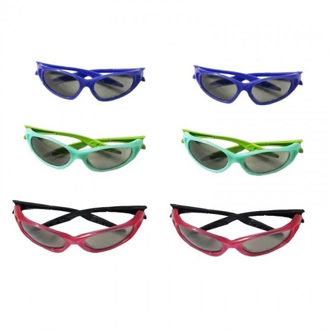 عینک آفتابی کودک ۶ عددی OHEA-001