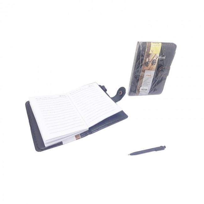دفترچه یادداشت خودکار دار سلفونی ODY-001