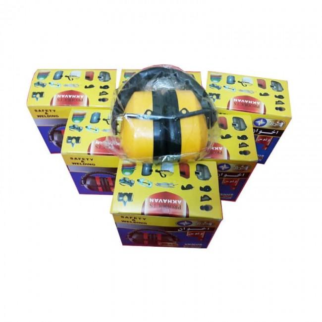 گوشی صدا گیر و ایمنی اخوان Akhavan مدل ونوس ۶ عددی OIGI-001
