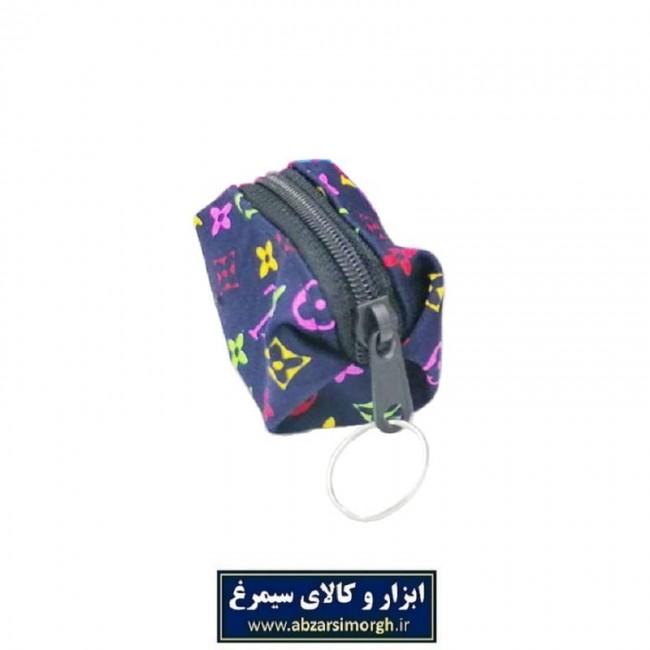 کیف هندز فری پارچه کتانی HKF-005