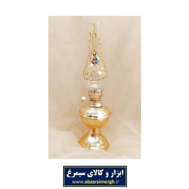 چراغ گردسوز سنتی برنجی HGH-005