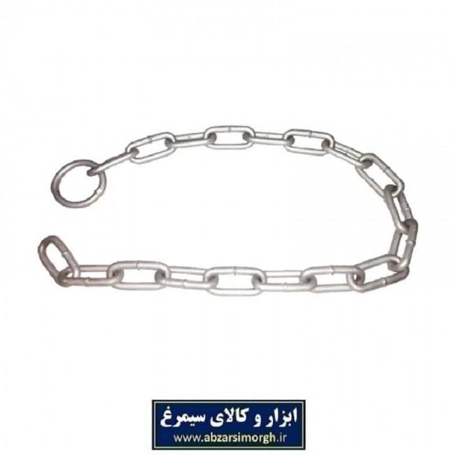 زنجیر فرمان حلقه دار سایز ۶ تک فروشی KZF-002
