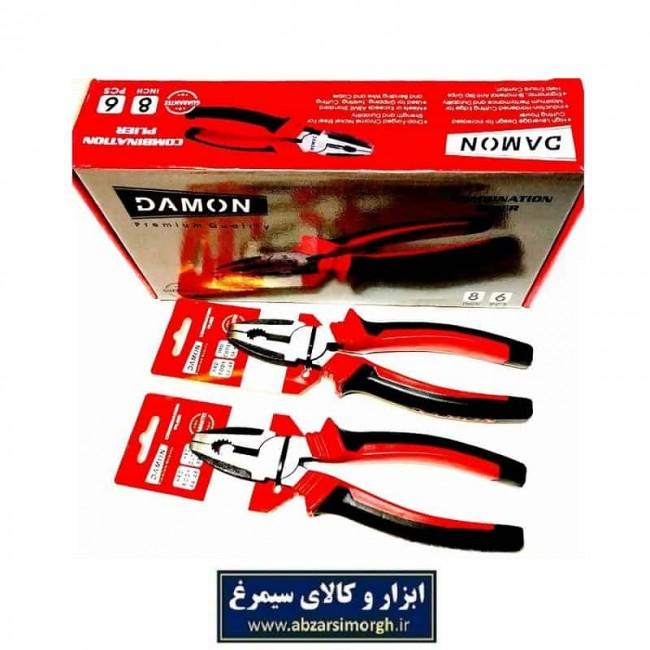 انبردست دامون Damon مدل RH-1167 سایز 8 اینچ AAD-051