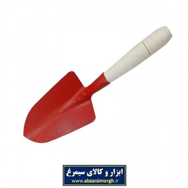 بیلچه باغبانی دسته چوبی GBL-001