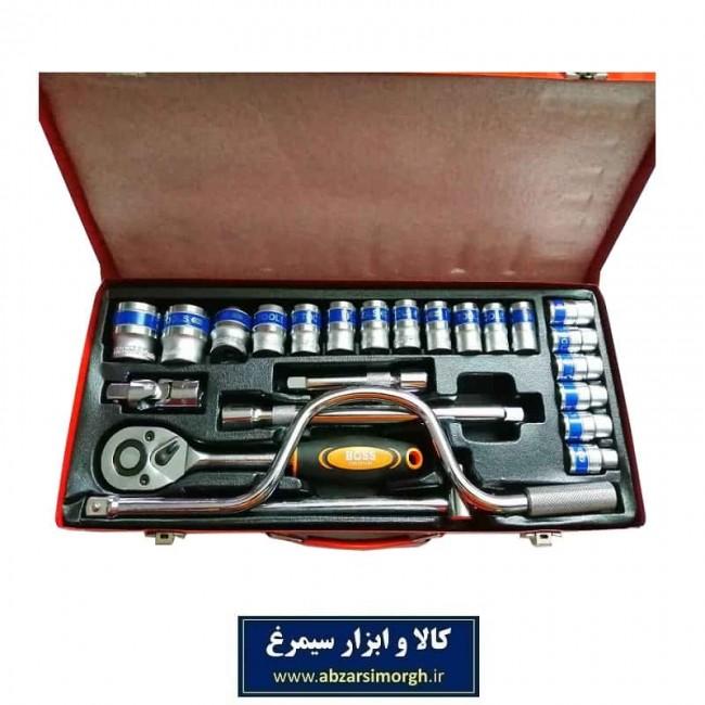 جعبه بکس بوس Boss ۲۴ پارچه AJB-008