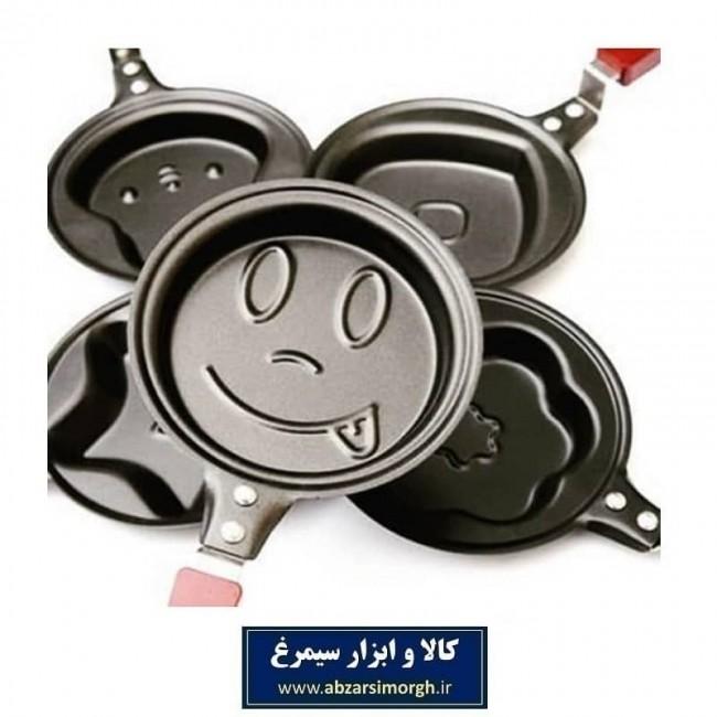ماهیتابه یا تابه کودک Kids Pan طرح دار تولید چین جعبه دار HTB-001
