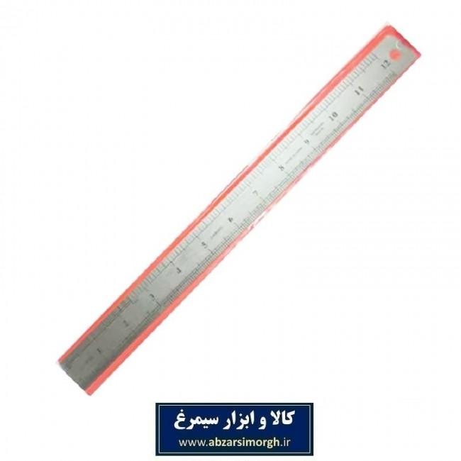 خط کش فلزی ۳۰ سانتی متری Sword Fish شمشیر ماهی OKK-002