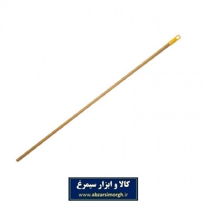 دسته تی و جارو ۱۲۰ سانت نوین D-606 کد: HDF-002