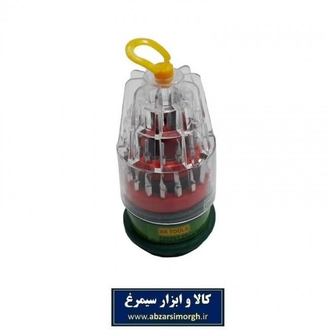 پیچ گوشتی ۳۱ پارچه لیوانی APG-008
