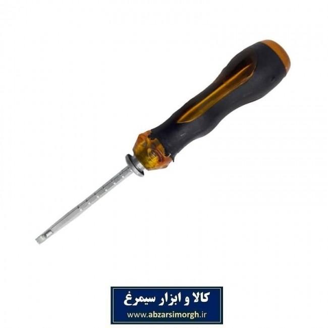 پیچ گوشتی ۲ طرفه 840 کد: APG-013