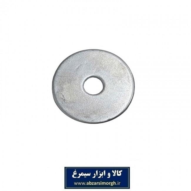 واشر تخت فلزی ۲۴×۶ دور پهن SIT بسته ۲۰ عددی SWF-003