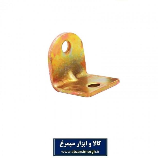 اتصال گونیا MDF ام دی اف فلزی سایز ۲ سانتی متر SEF-008