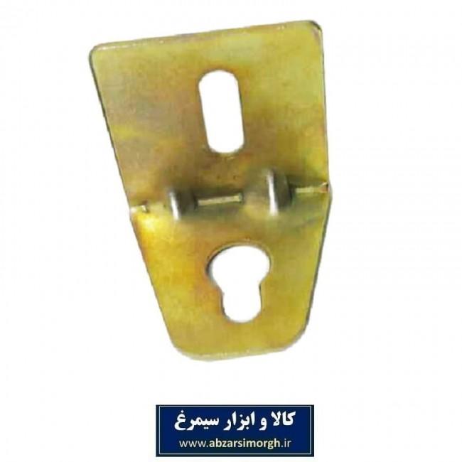 اتصال گونیا MDF ام دی اف فلزی سایز ۴ سانتی متر SEF-015