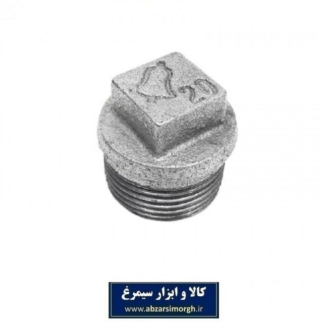 درپوش آهنی با روکش گالوانیزه شماره ۲ کد: SSH-023