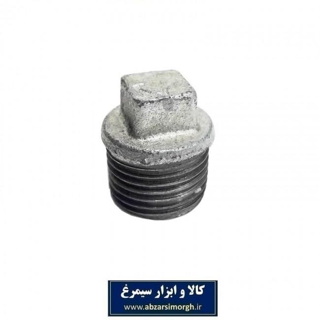 درپوش آهنی با روکش گالوانیزه شماره ۲.۵ کد: SSH-024