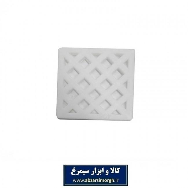 درب کف شور یا کفشوی ۸ × ۸ سانت SSH-016