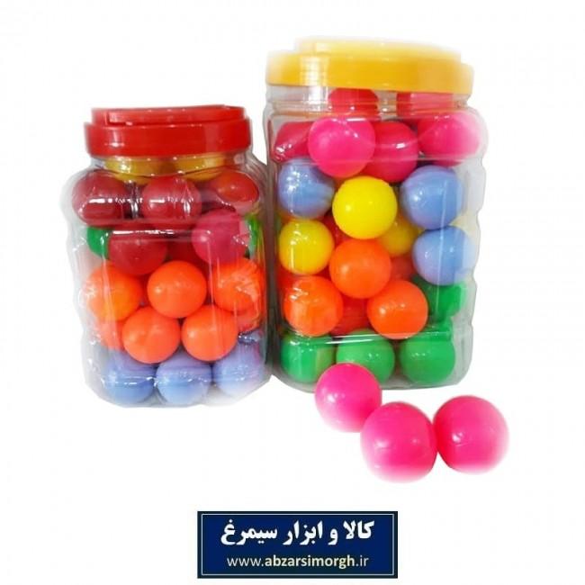 توپ فوتبال دستی سایز بزرگ و تنوع رنگ VFD-001