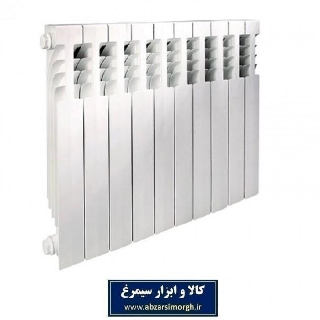 رادیاتور آلومینیومی ایران رادیاتور Iran Radiator مدل ترمو 500