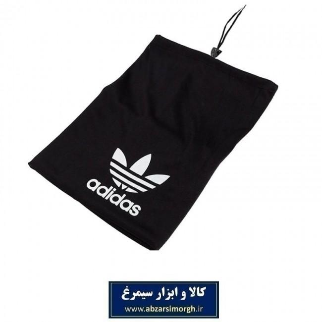 کلاه اسکارف پارچه ای مشکی Adidas آدیداس CKL-002