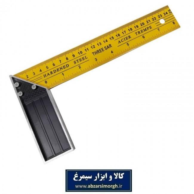 گونیا فلزی صنعتی و نجاری ۲۵ سانتی متر AKL-002