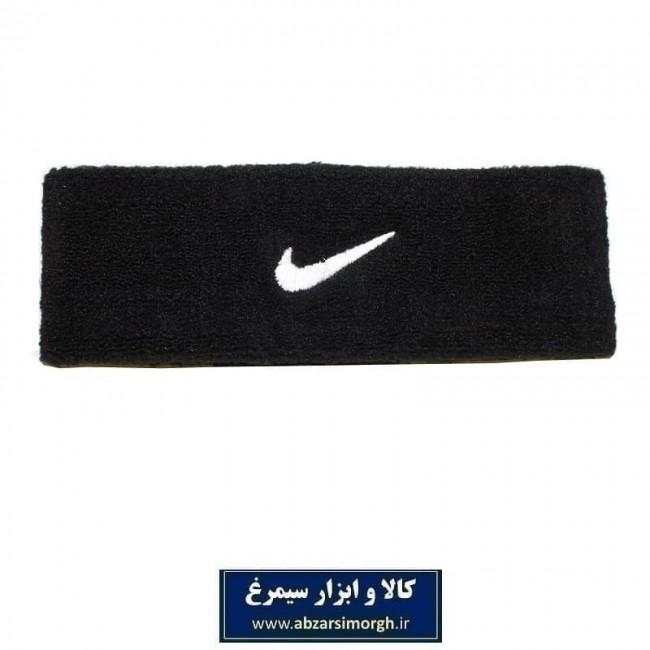 هدبند ورزشی پهن با لوگوی Nike نایک VHB-002
