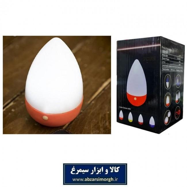 چراغ خواب و کمپینگ تامبلر لایت مدل قطره ELU-007