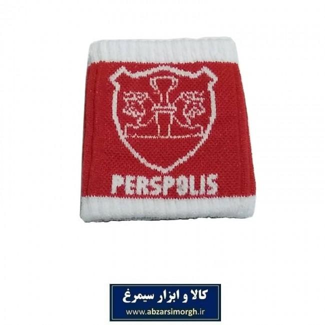مچ بند ورزشی کشی باشگاه پرسپولیس Perspolis تکی VMB-001