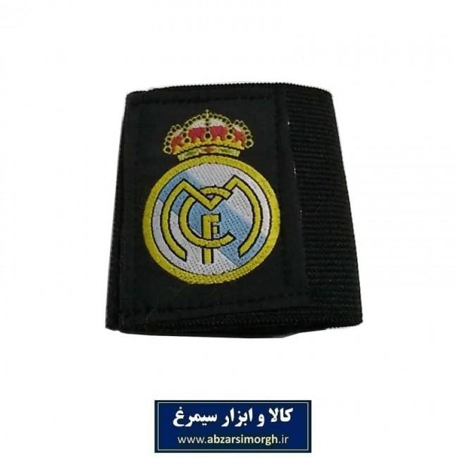 مچ بند ورزشی چسبی باشگاه ورزشی رئال مادرید Real Madrid تکی VMB-007