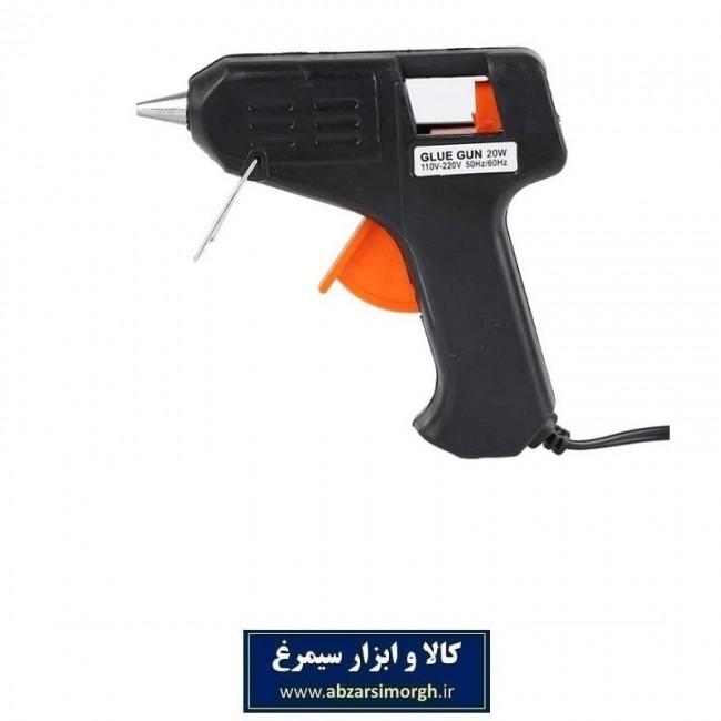 تفنگ چسب حرارتی کلید دار کوچک ۲۰ وات چینی ETH-002
