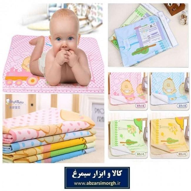زیرانداز و تشک تعویض نوزاد Best Baby بست بیبی سایز بزرگ HZA-004